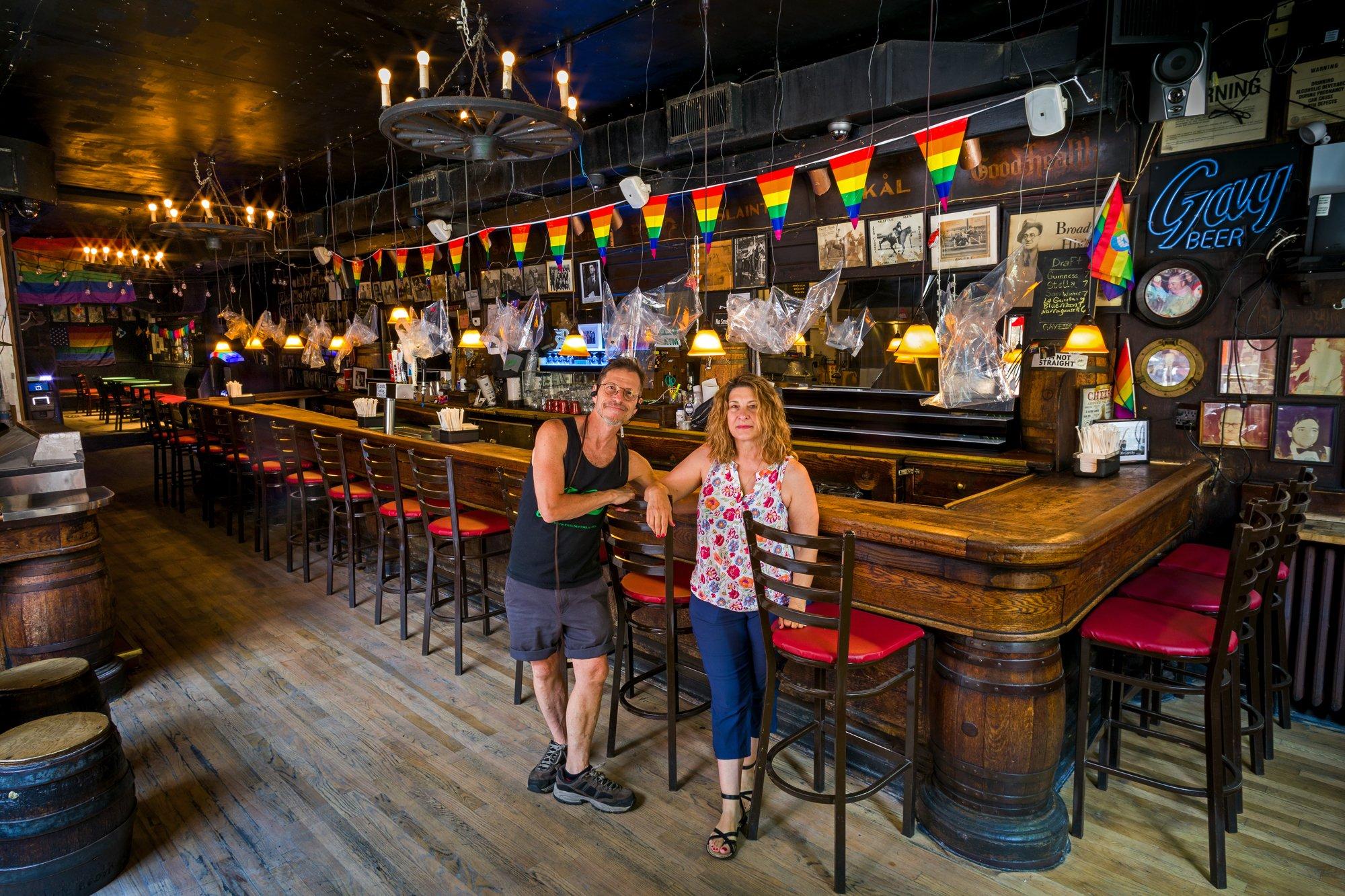 gay bar nyc
